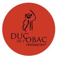 Logotip del restaurant Duc de l'Obac