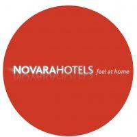 Logotip de Novara Hotels