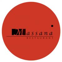 Logotip del restaurant Massana