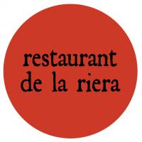 Logotip del restaurant La riera