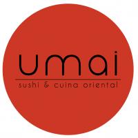 Logotip del restaurant Umai